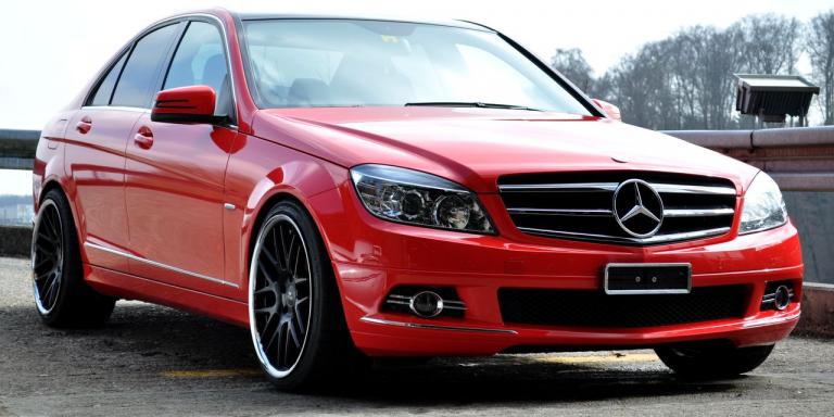 Auto Abegglen Mercedes Tuning