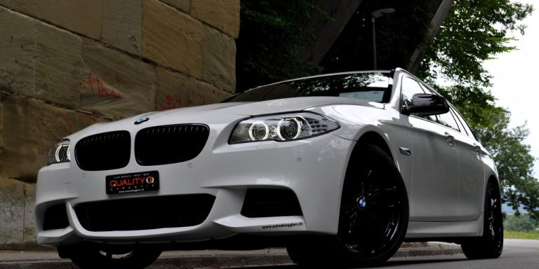Auto Abegglen BMW Tuning