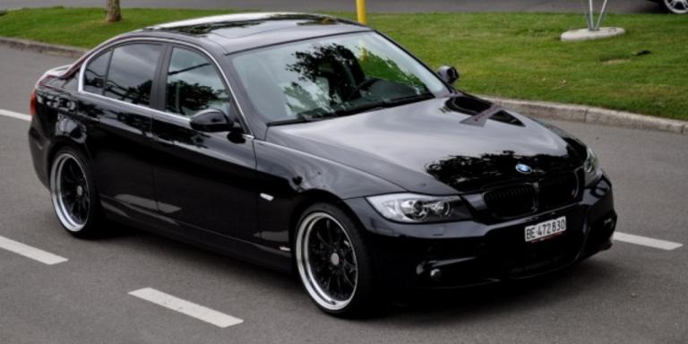 Auto Abegglen BMW 330